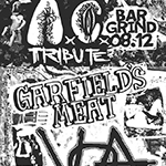 Anal Cunt Tribute with V.O.A. (Varna, Bg) + Garfield`s Meat (Varna, Bg) Live @ Bar Grind