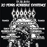 CORPSE (20 YEARS HORRIBLE EXISTENCE)