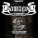 Damngod (Fin) + Day of Execution Live @ Bar Grind