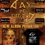 Day of Execution - album promotion - Live @ Bar Grind