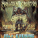 MALEVOLENT CREATION (USA) + support Live @ Three Lions Pub Varna