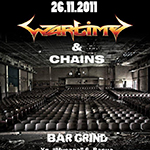 WARTIME + CHAINS Live @ Bar Grind