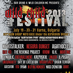 Wild Child Festival 2013 - July 19-20-21, Varna, Bulgaria